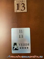 VERDI apartman - Vrnjačka Banja