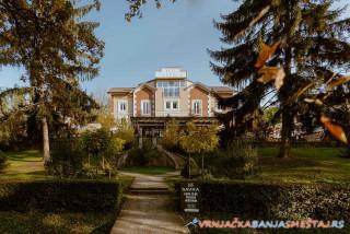 Vila Savka - vile u Vrnjackoj Banji
